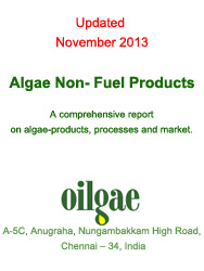 Comprehensive Report on Attractive Algae Product Opportunities